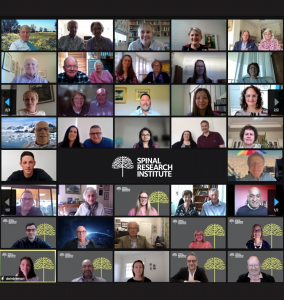 Collage of attendees at our Vision and Impact event